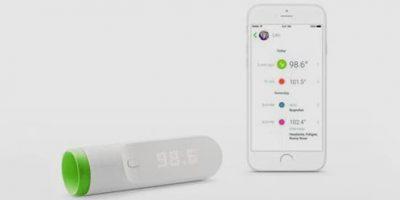 Thermomètres connectés bébé, pour vivre avec son temps